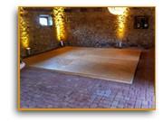 Zelt- oder Tanzboden 40qm inkl. Aufbau