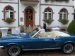 1967 Ford Mustang Hochzeitsauto